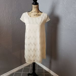 Everly Sheer Any Occasion Dress